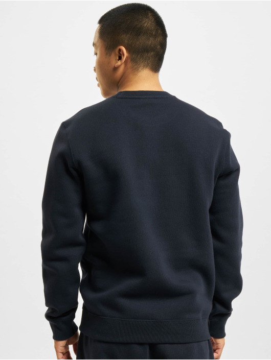 Champion Pullover Logo blau