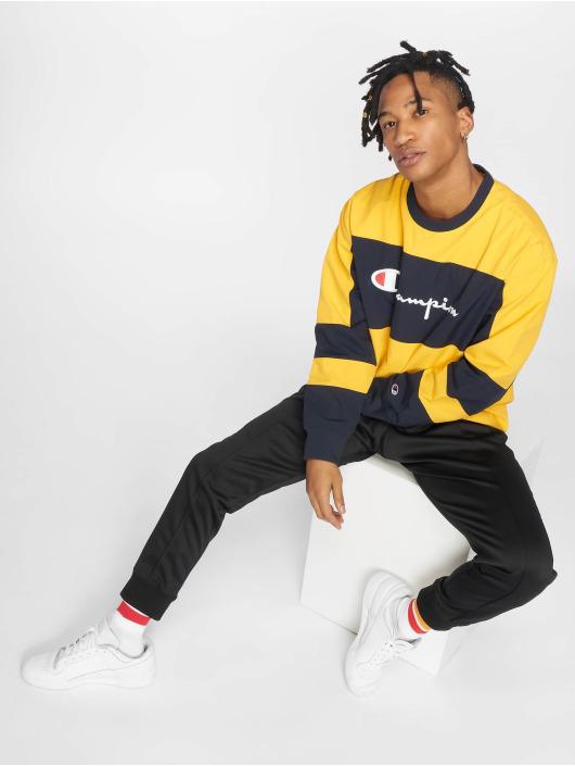 Champion Pullover Reverse gelb