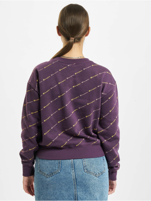 Champion Pullover Legacy purple