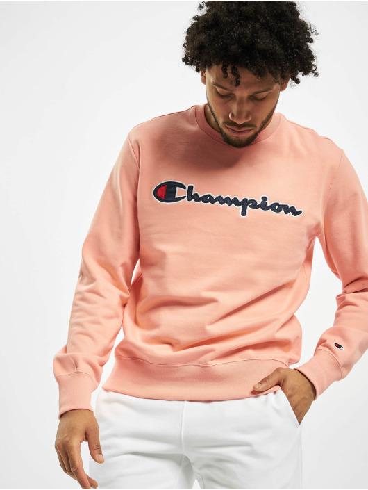Champion Pullover Satin Logo rose