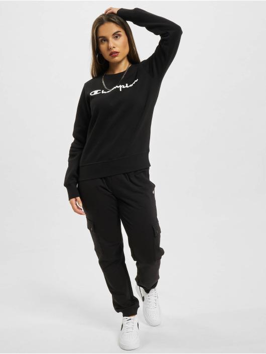 Champion Pullover Basic schwarz