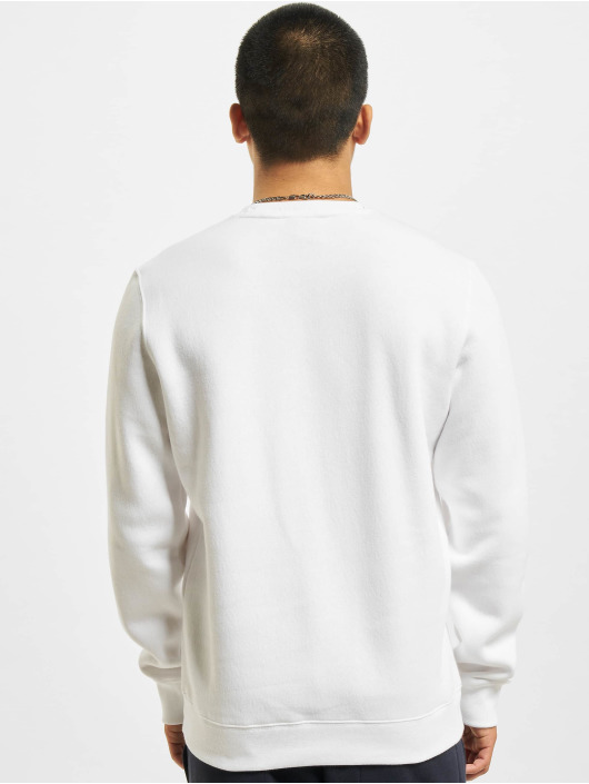 Champion Pullover Logo weiß