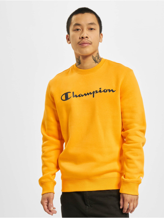 Champion Pulóvre Logo oranžová