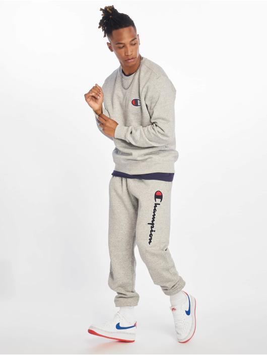 Champion Rochester Спортивные брюки Rib Cuff серый