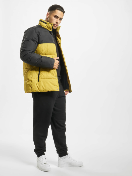 Champion Rochester Стеганая куртка Marc желтый
