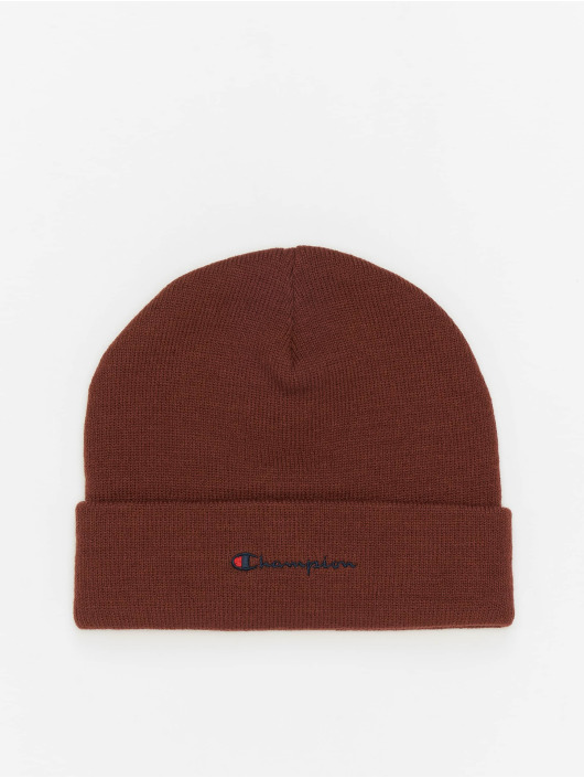 Champion Rochester шляпа Label коричневый