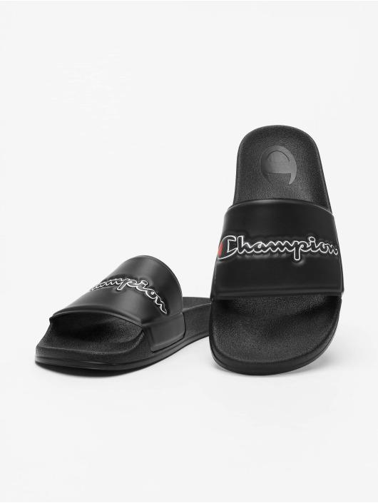 Champion Rochester Badesko/sandaler M-Evo Script svart