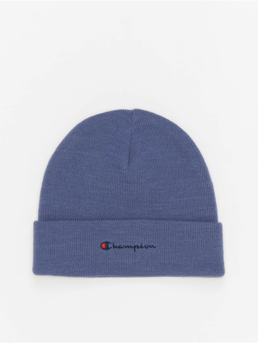 Champion Rochester Beanie Label azul