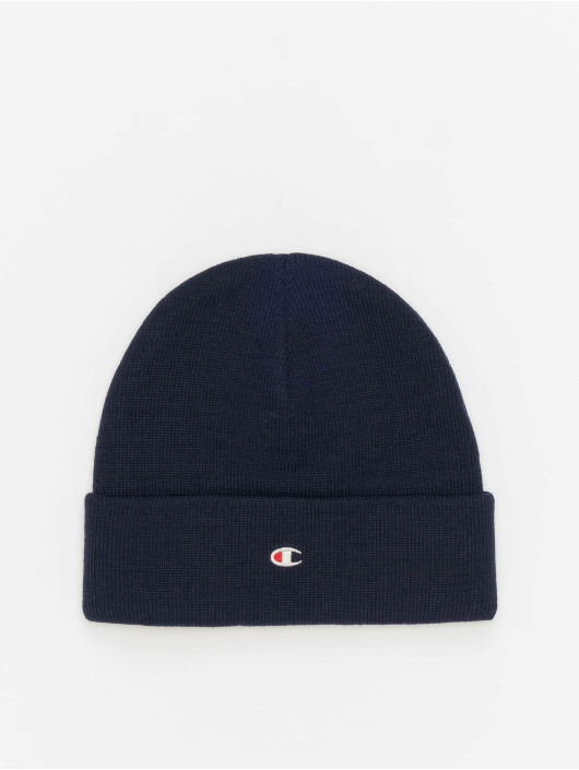 Champion Rochester Beanie Single Logo blu