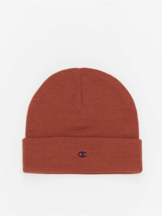 Champion Rochester Beanie Single Logo brun