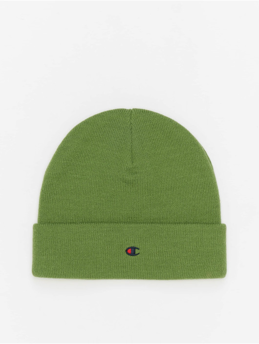 Champion Rochester Beanie Single Logo verde