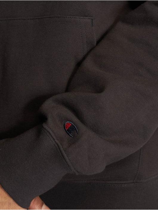 Champion Rochester Bluzy z kapturem  czarny