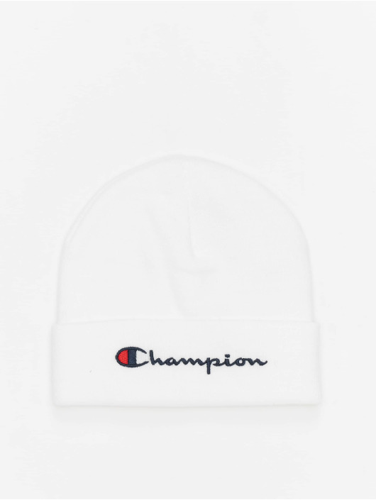 Champion Rochester Bonnet Big Logo blanc