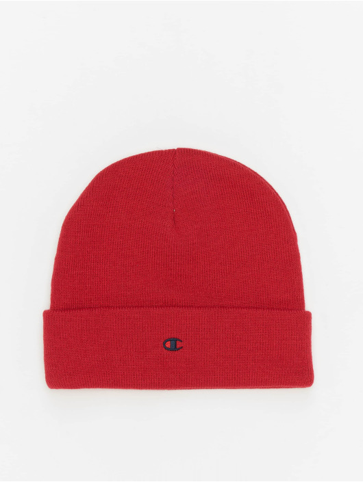 Champion Rochester Bonnet Single Logo rouge