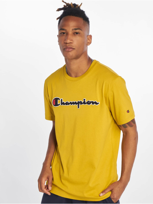 Champion Rochester Camiseta Rochester amarillo