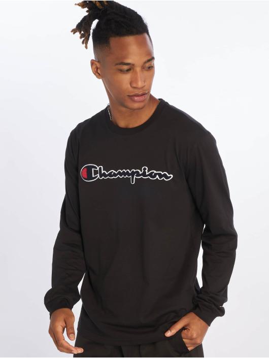 Champion Rochester Camiseta de manga larga Rochester negro