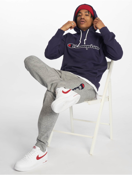 Champion Rochester Hoodie Rochester blue
