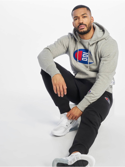 Champion Rochester Hoodie Century Collection gray