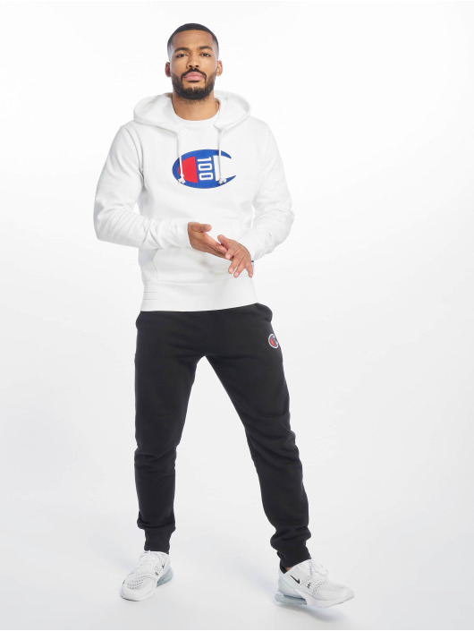 Champion Rochester Hoodie Century Collection white