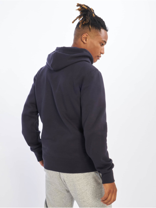 Champion Rochester Hoodies Patch modrý