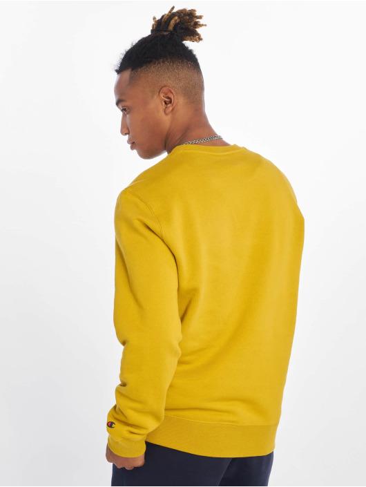 Champion Rochester Jersey Labels amarillo