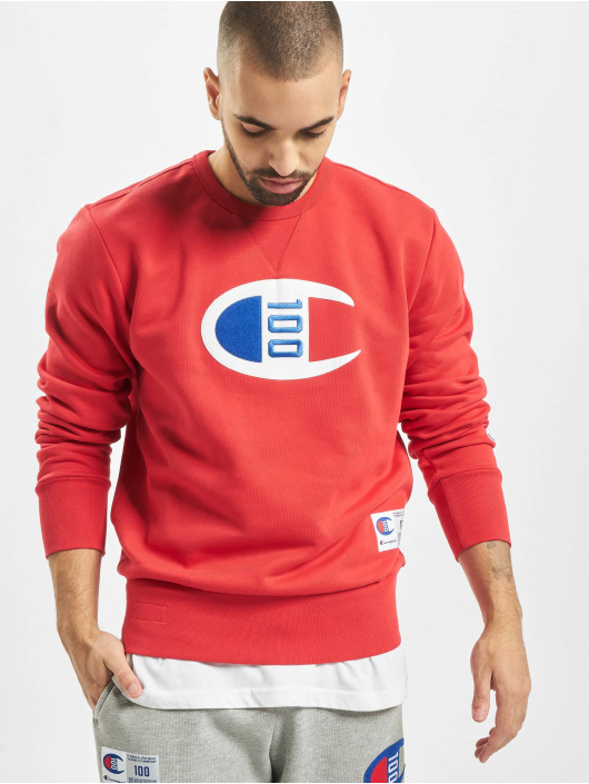 Champion Rochester Jumper One Hundred red