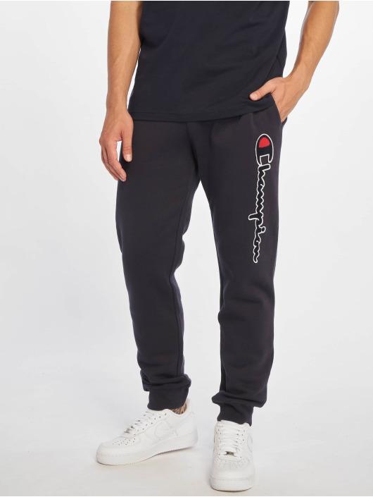 Champion Rochester Pantalón deportivo Rochester Rib Cuff azul