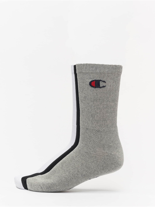 Champion Rochester Ponožky 3 Pack šedá