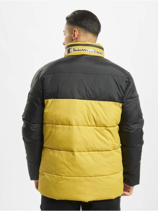 Champion Rochester Puffer Jacket Marc gelb