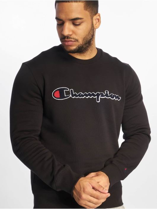 Champion Rochester Pullover Labels black