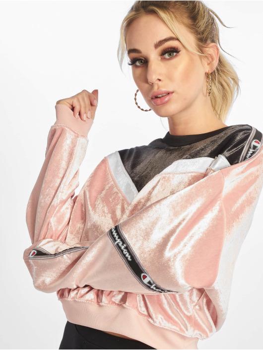 Champion Rochester Pullover Desire rosa