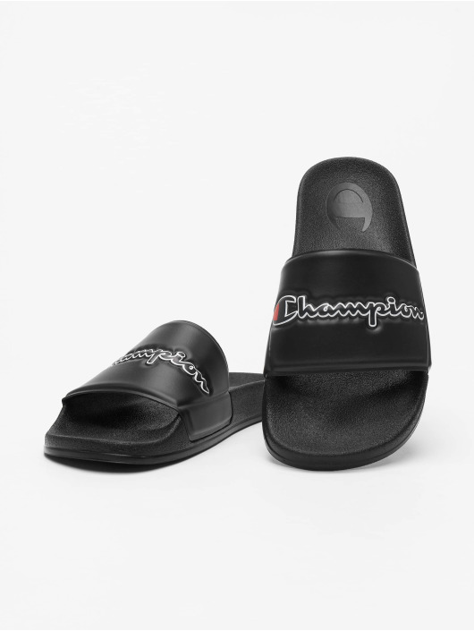 Champion Rochester Sandals M-Evo Script black