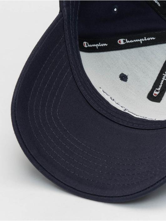 Champion Rochester Snapback Cap Baseball blue