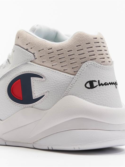 Champion Rochester Sneakers Mid Cut Zone biela