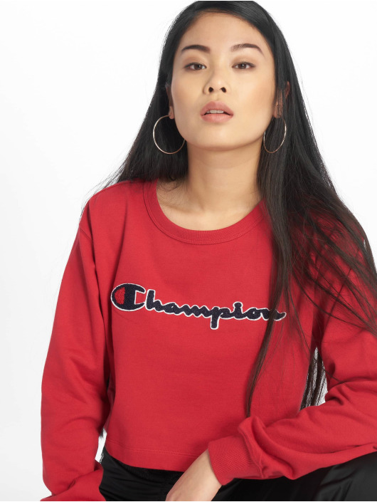 Femme Sweatamp; Pull 646038 Rochester Champion Rouge Fk1tjcl fgb76IyYv