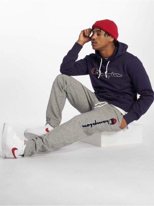 Champion Rochester Sweat Pant Rib Cuff grey