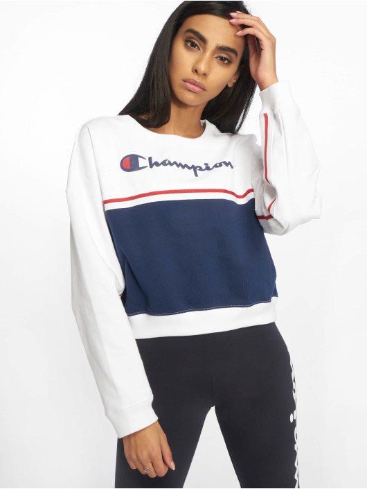Champion Rochester Swetry Crewneck bialy