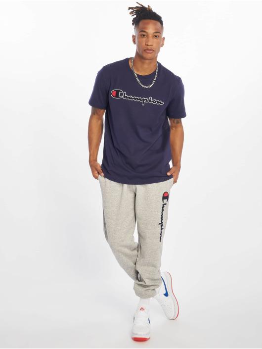 Champion Rochester T-Shirt Crewneck blue