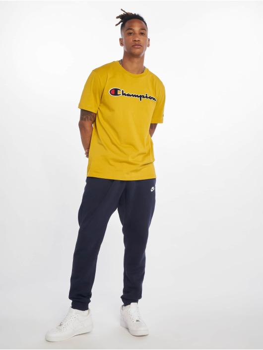 Champion Rochester T-shirt Rochester giallo