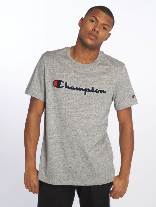 Champion Rochester T-Shirt Rochester Crewneck grau