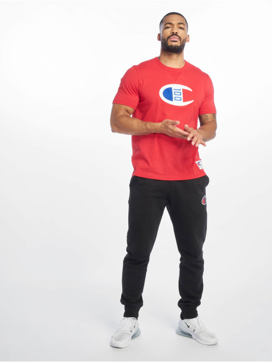 Champion Rochester T-Shirt Century Collection red