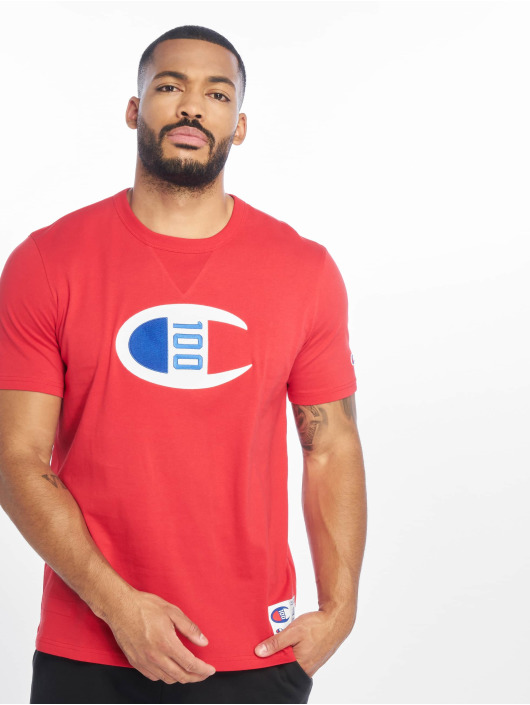 Champion Rochester T-Shirt Century Collection rot