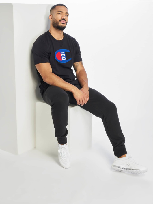 Champion Rochester t-shirt Century Collection zwart