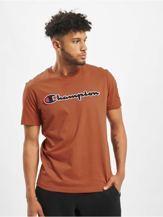 Champion Rochester T-Shirty Rochester brazowy
