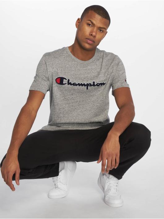 Champion Rochester T-skjorter Rochester Crewneck grå