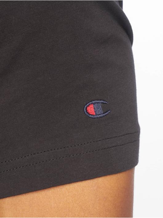 Champion Rochester T-skjorter Crewneck svart