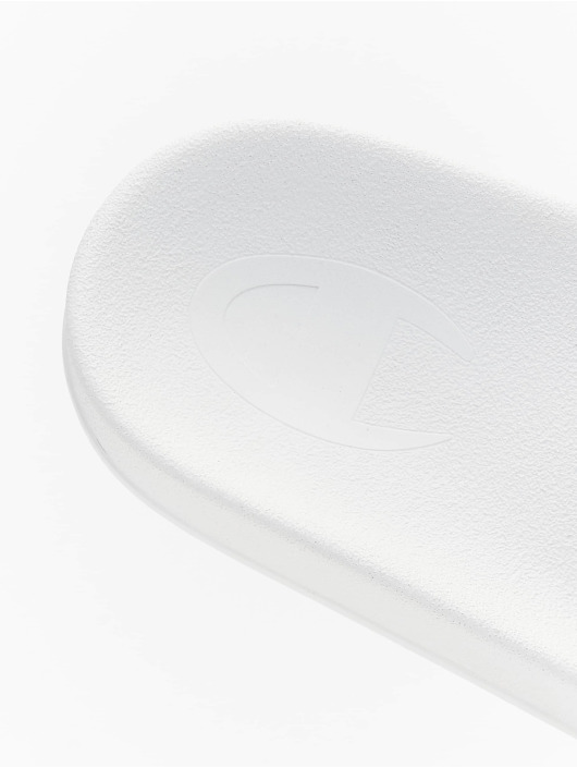 Champion Sandaalit Rochester Slide M-Evo Script valkoinen