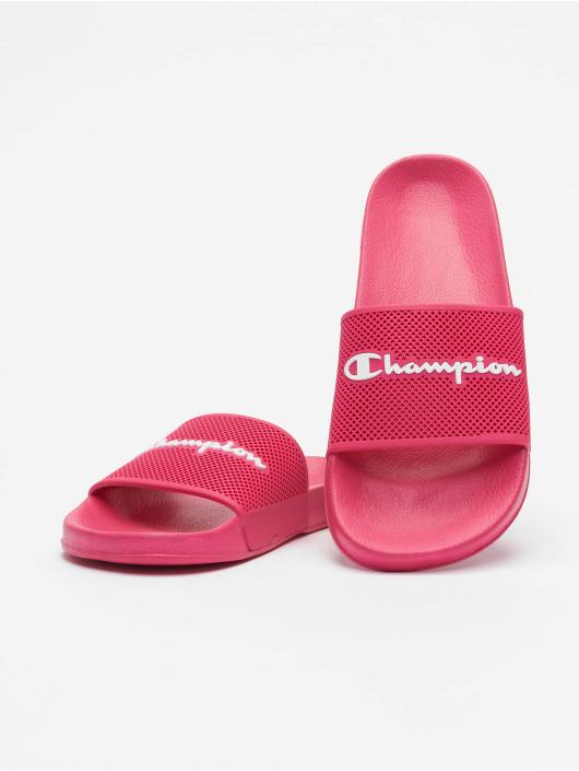 Champion Sandalen Legacy Slide Daytona pink