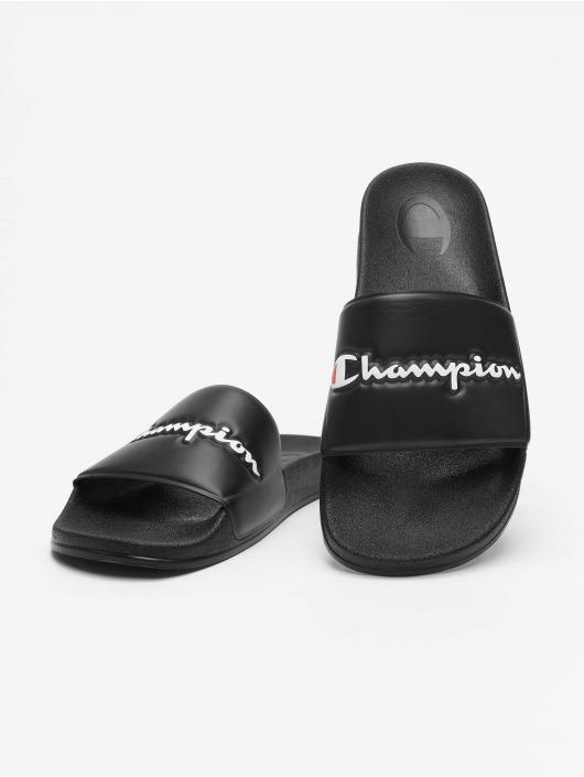Champion Sandalen Rochester schwarz