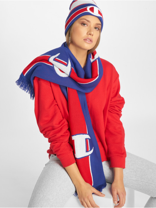 Champion Schal Knitted rot